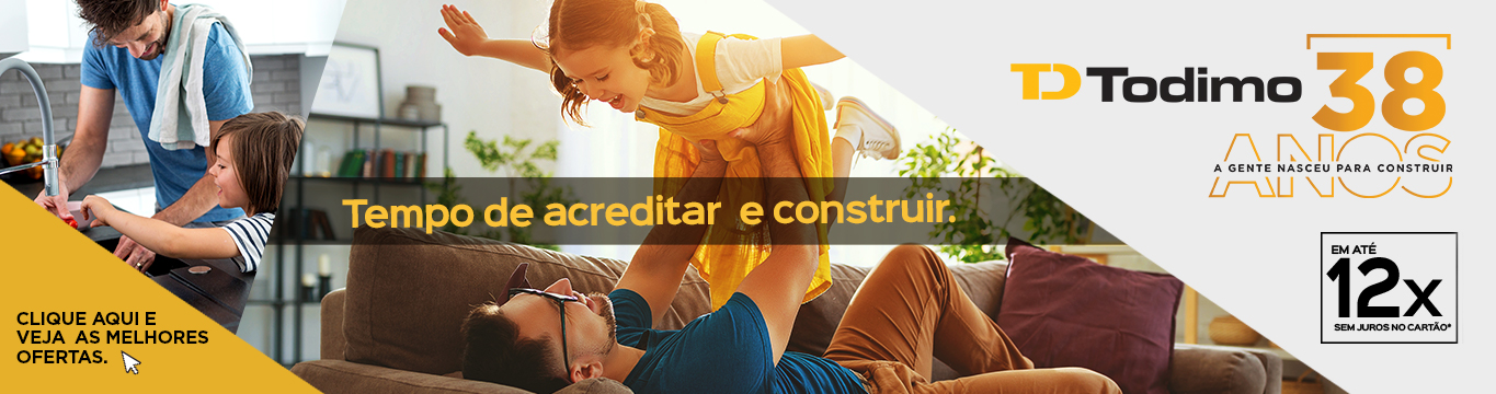 Tempo de Acreditar e Construir